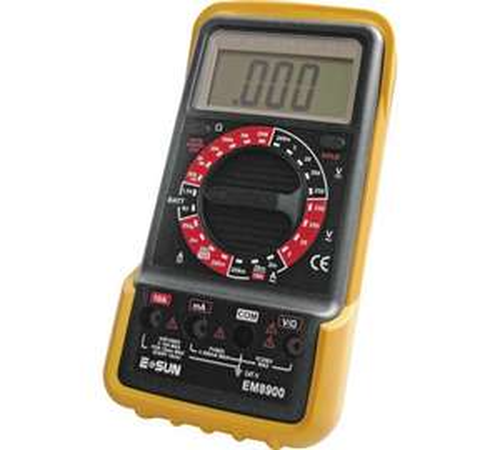 28 Position Digital Multi-Meter701/5603 £12.49 @ Argos