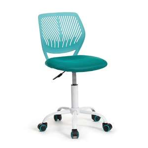 Aingoo Office Chair in Turquoise and Blue £20 delivered Aingoo/fulfilled by Amazon