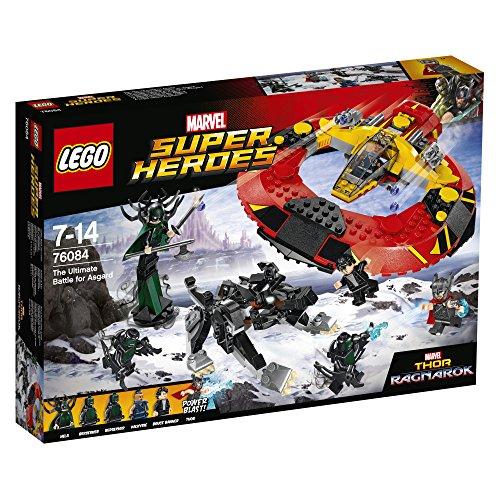 LEGO UK 76084 Marvel Superheroes Thor The Ultimate Battle for Asgard £36.49 (RRP £49.99) Amazon