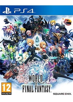 World of Final Fantasy (PS4) £14.99 @ Base.com