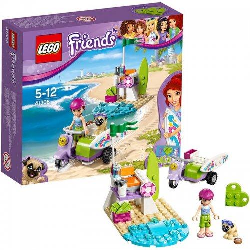LEGO 41306 Mia's Beach Scooter Building Toy £6.56  (Prime) / £10.55 (non Prime) at Amazon