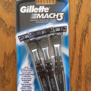 Mach 3 Disposable Razors £4 in Asda Reduced from £7