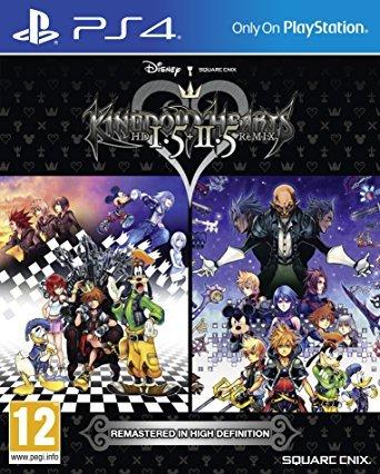 Kingdom Hearts HD 1.5 & 2.5 Remix - £21.85 at Shopto