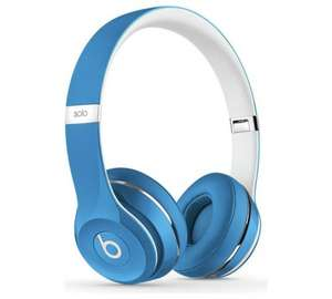 Beats Solo2 On-Ear Headphones Luxe Edition Silver,Black,Blue,Red - £99.99 at Argos