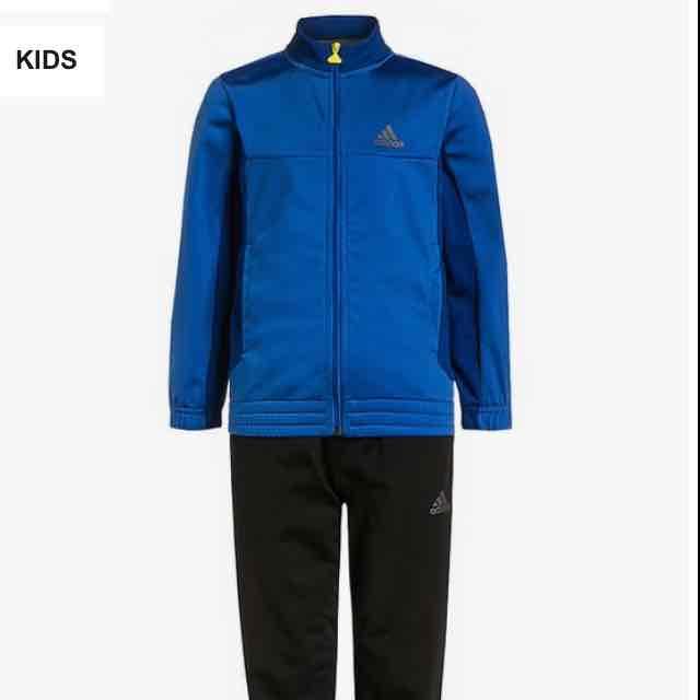 adidas Performance ESSENTIALS - Tracksuit - blue/collegiate royal £10.50 - zalando
