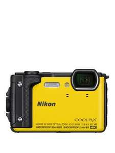 Nikon COOLPIX W300 Yellow. Waterproof to 30m, shockproof, freeze-proof and dustproof too! £194.99 @ Very