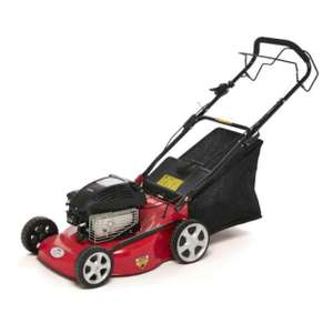 Wilko self propelled petrol lawn mover 118cc engine-was £140 now only £40 instore