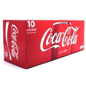 10 pack of Coke and diet diet coke only for £1.45 @ Wilko instore - Bicester