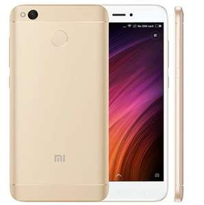 "Official Global Xiaomi 5"" Redmi 4X (Band 20) *3GB/32GB *4100mah *Fingerprint ID *£94.00 @ AliExress/XiaomiMCStore"