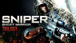 Sniper: Ghost Warrior Trilogy PC (Steam) £1.90 @ Dreamgame