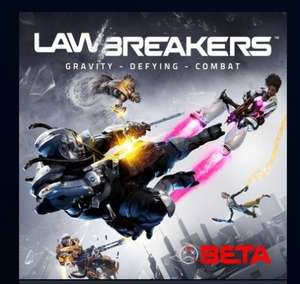 [PS4] LawBreakers Open Beta live now for the weekend