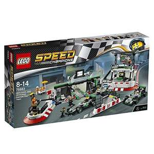 Lego Speed Champions 75883 Mercedes Amg Petronas Formula One Team £58.39 @ amazon