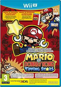 Mario vs. Donkey Kong: Tipping Stars (Wii U+3DS) £12.76 Delivered @ Amazon.es