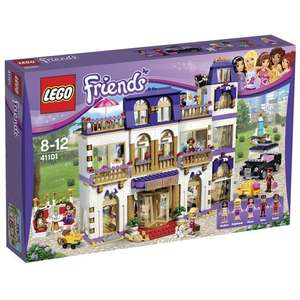 LEGO 41101 Friends Heartlake Grand Hotel £50.36 Delivered @ Amazon (Exclusively for Prime members only)