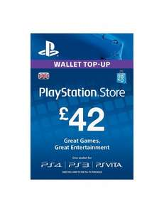 PSN Card 42 GBP Download Card £25 Amazon