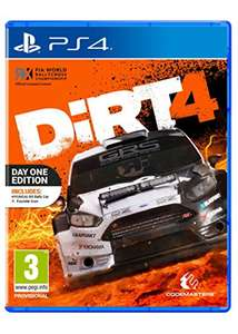 Dirt 4 Day One Edition - PS4 £30.85 @ Base