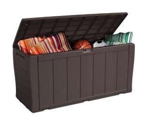 Keter Sherwood Outdoor Plastic Storage Box  £28.95 @ Amazon