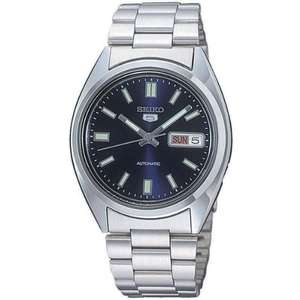 Seiko 5 SNXS77 Men's Automatic Watch £49.05 Sold by GB Watch Shop and Fulfilled by Amazon.