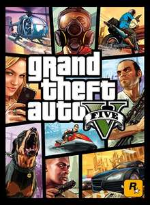 Grand Theft Auto 5 $3.5 Million Online Currency £0.10p Xbox One @ Game