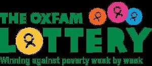 Oxfam Lottery £1 per week