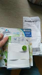 Glade electric thingy £1 @ Poundland
