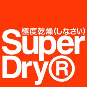 Superdry massive discount event can be up to 90% off In Peterborough