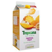 Tropicana Tropical Fruit Juice 1.6L £1 at Poundland
