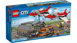 LEGO City Airport Air Show 60103 -£24.74 w/Free c+c @ Tesco