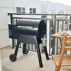 Traeger Wood Pellet Smoker Grill, quadruple stacker discount £359 @ Bell