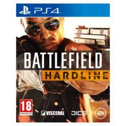 Battlefield: Hardline PS4 Preowned £3.99 free delivery at Game