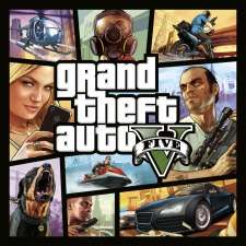 Grand Theft Auto V PS4 ONLY £24.99 on PSN
