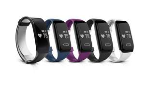Apachie Bluetooth Sports Activity Tracker with Heart Rate Monitor £21.98 Delivered @ Groupon