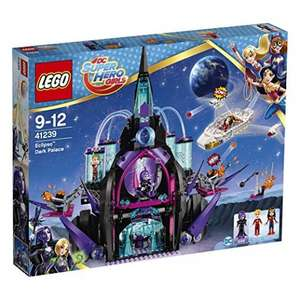 LEGO DC Super Hero Girls Eclipso™ Dark Palace 41239 £50 @ Tesco Direct