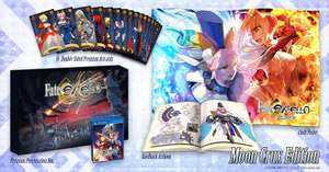 Fate/EXTELLA: The Umbral Star Moon Crux Edition (PS Vita) £31.94 Delivered @ Rice Digital