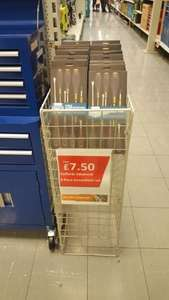 Halfords Advanced 8 Piece Screwdriver Set - £7.50 in store (was £15)