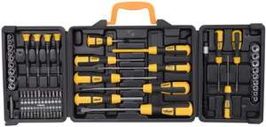 Rolson 36820 Screwdriver Set - 60 Pieces @Amazon.co.uk £8.49