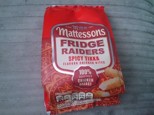 Mattessons fridge raiders 39p each in heron foods
