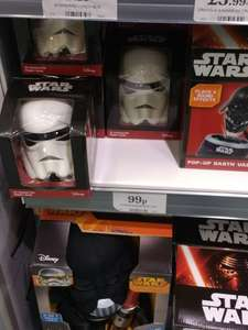 Storm trooper money bank - 99p - home and bargains (Skelmersdale)