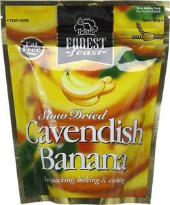 Forest Feast Premium Fruit Doypacks Cavendish Banana 200 g (Pack of 4) £1.99 Amazon Add-on item