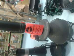 Garden Chiminea - £34.99 (was £80) instore @ B&M (Uttoxeter)