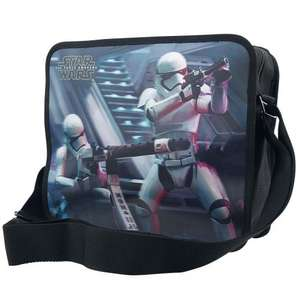 Star Wars The Force Awakens Storm Trooper Lenticular Shoulder Bag £1.99 @HomeBargains (In-Store Only)