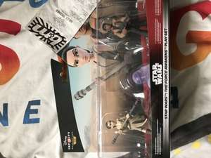 Disney infinity Star Wars play set at B&M for £3.99