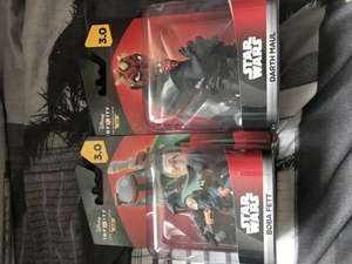 Disney infinity Star Wars figures £2.99 instore @ Toys R Us