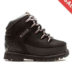 timberland junior Euro spirit boots black £21.99 plus del @cloggs
