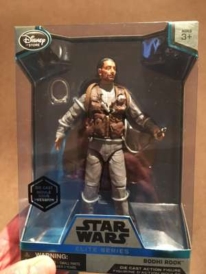 Star Wars Bhodi Rook die cast Elite seri £4.99 @ Disney Store