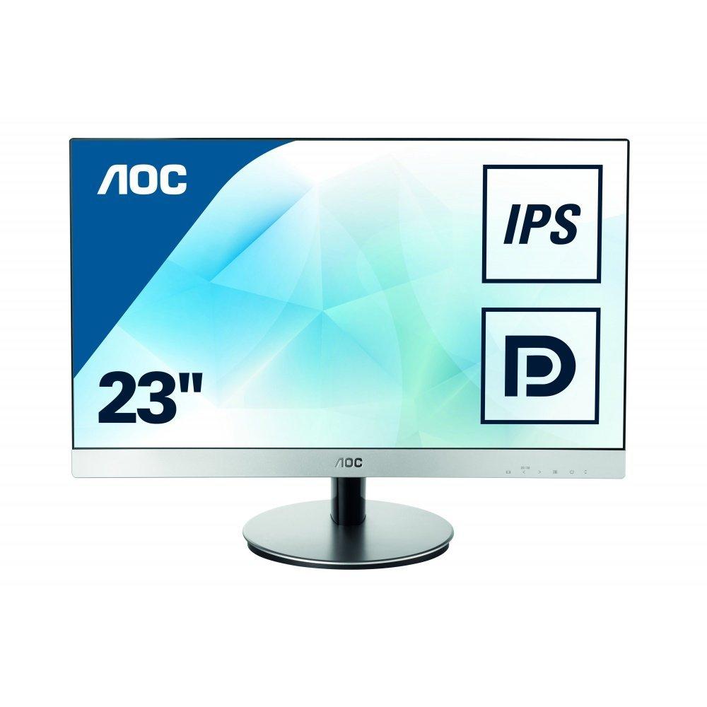 AOC 23 inch IPS Monitor, Display Port, 2 x HDMI, VGA, MHL, Speakers, Vesa I2369VM £104.97 Del @ Amazon