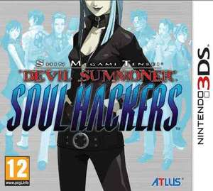 Shin Megami Tensei: Devil Summoner Soul Hackers (3DS) £9.99 used @ Grainger games