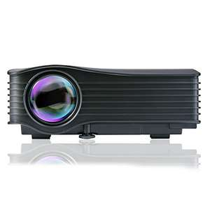 Deeplee DP36 LED LCD Mini Projector £38.24 lightning deal @ Amazon (sold by DeepleeUK and Fulfilled by Amazon )
