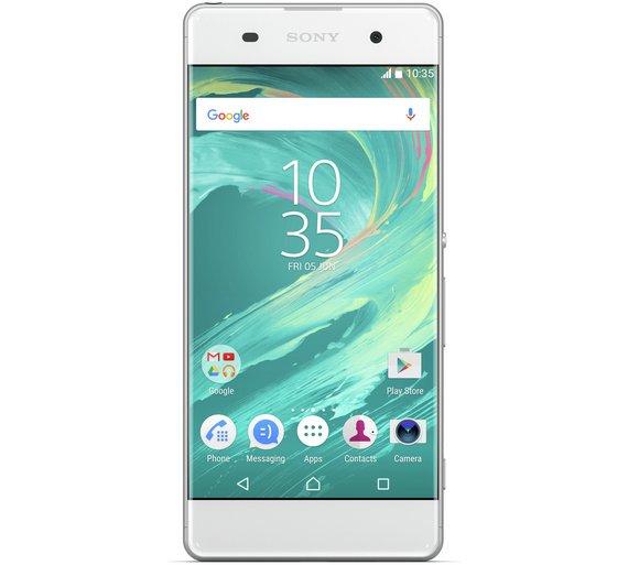 SIM Free Sony XA Mobile Phone £129.95 @ Argos