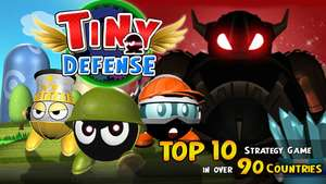 FREE iPhone/iPad App: Tiny Defense @ itunes